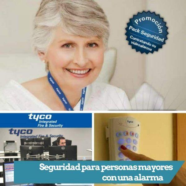 Seguridad para personas mayores con una alarma alarmas plus - Compartir piso con personas mayores ...