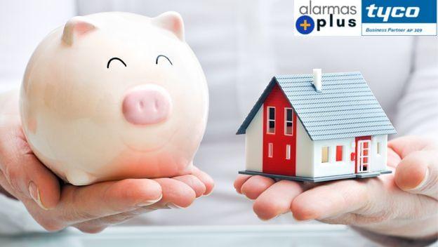 Alarmas para hogar baratas