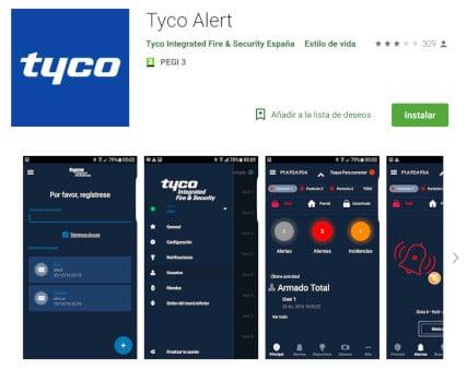 app tyco alert descarga