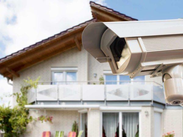 instalar cámaras exterior