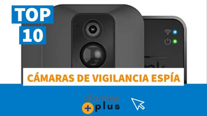 Cámaras de vigilancia espía: el TOP 10