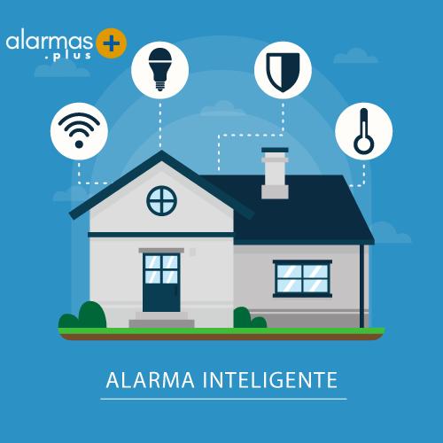 alarma inteligente para casa